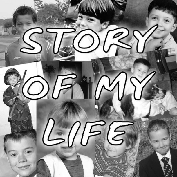Story of my life 610x610 Video mesiaca: One Direction   Story of my life