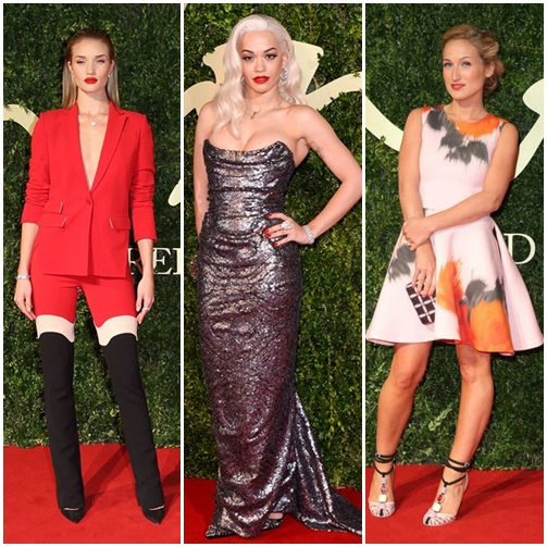 dfafd Exkluzívne: British Fashion Awards 2013