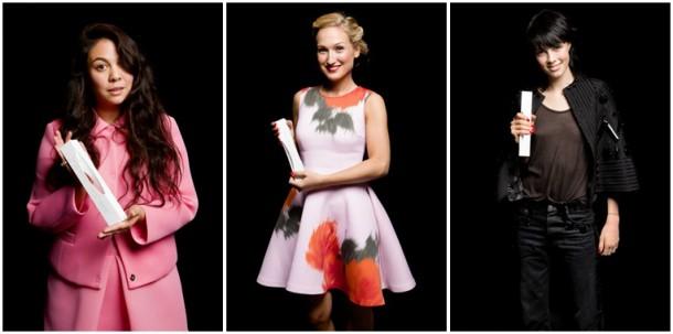 girls 610x303 Exkluzívne: British Fashion Awards 2013