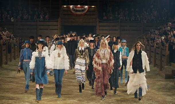 metiersdart promo1 610x362 Kristen Stewart si zahrá kovbojku v štýle Chanel