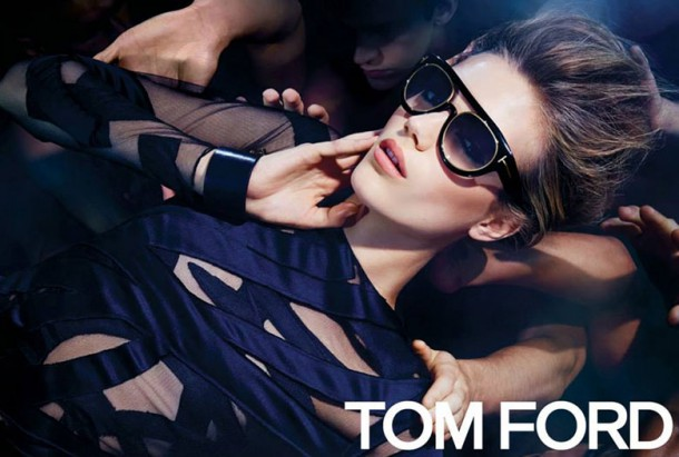 tom ford spring summer 2014 esther heesch 7 610x411 Kampane S/S 2014