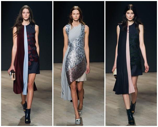 MK Exkluzívne: London Fashion Week A/W 2014