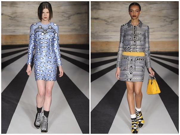 giug Exkluzívne: London Fashion Week A/W 2014