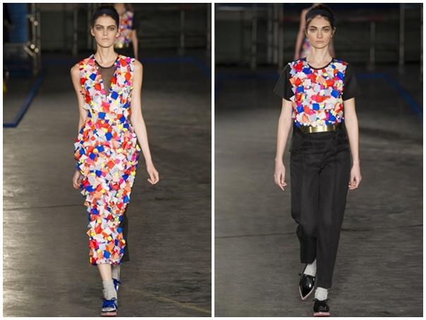 zuz Exkluzívne: London Fashion Week A/W 2014