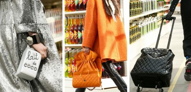 Chanel 610x295 Najzaujímavejšie kabelky z jesenných kolekcií 2014