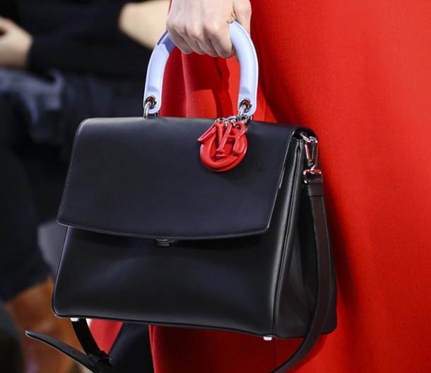 Fall 2014 Bags By Dior 4 610x528 Najzaujímavejšie kabelky z jesenných kolekcií 2014