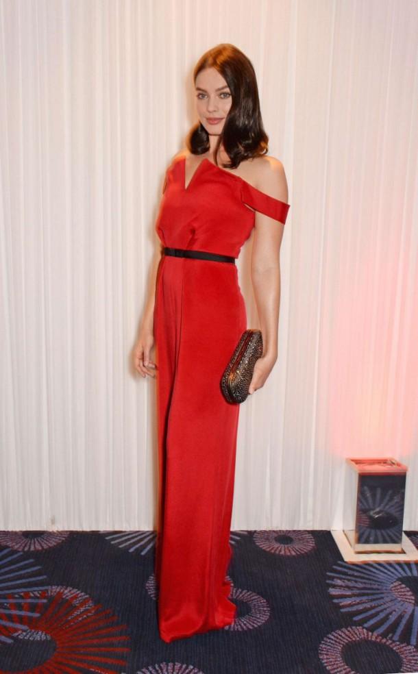 Margot Robbie 2014 Jameson Empire Awards 01 720x1162 610x984 Zoznam najsexi celebrít podľa Victorias Secret