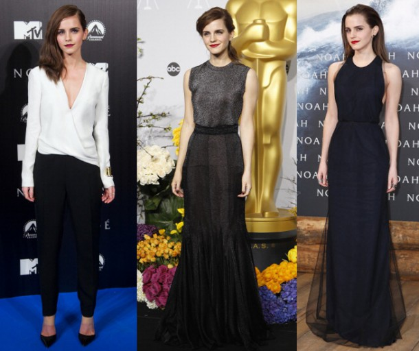 emma 610x512 FASHION ICON: Emma Watson