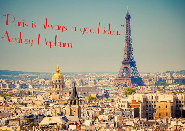 Paris antenne vue eiffel tour1 STAJL TIP: Dovolenka so štýlom
