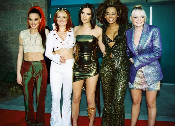 the spice girls emma bunton ba 610x441 Victoria Beckham: Od Posh Spice k móde