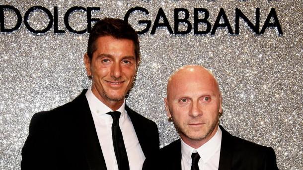 Domenico Dolce and Stefano Gabbana 610x343 Móda online: čo by ste si nemali nechať újsť na instagrame