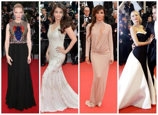 collage3 610x445 Desať trendov na festivale v Cannes