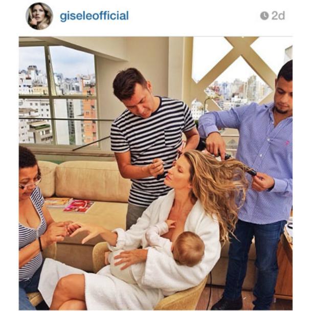 gisele bundchen instagram Móda online: čo by ste si nemali nechať újsť na instagrame