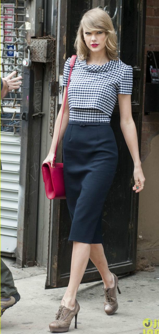 taylor swift new york city pic164865 Najlepšie a najhoršie outfity týždňa