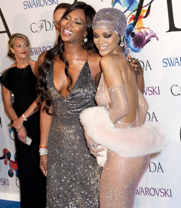 article 2646595 1E6BFF8800000578 226 964x1151 610x702 CFDA Fashion Awards 2014