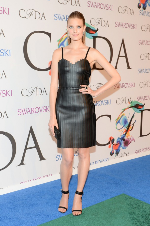 img constancejablonski 215202772161.jpg gallery max 610x915 CFDA Fashion Awards 2014