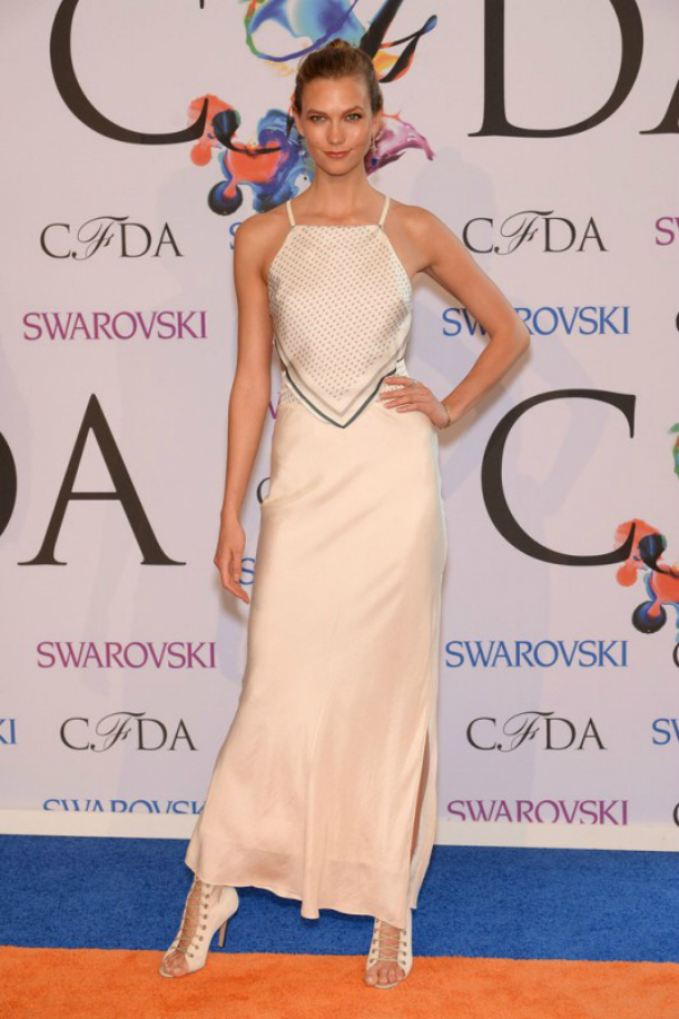 karlie kloss 2014 cfda awards CFDA Fashion Awards 2014