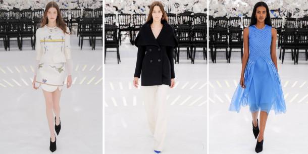 dior2 610x305 Dior Haute Couture jeseň/zima 2014 15