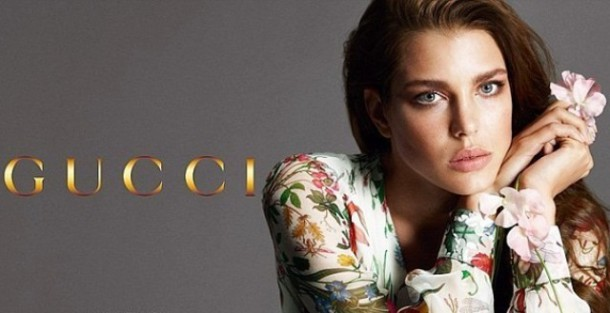 Charlotte Casiraghi pour la campagne Gucci Forever Now portrait w674 610x313 Gucci jar/leto 2015