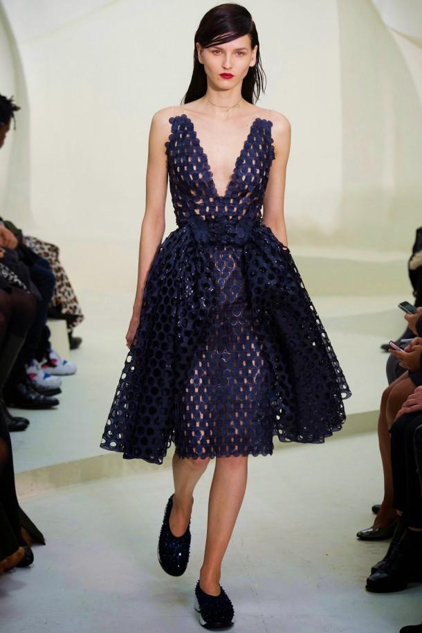 Dior couture 2 2 610x914 Luxusné tenisky : Dior Fusion