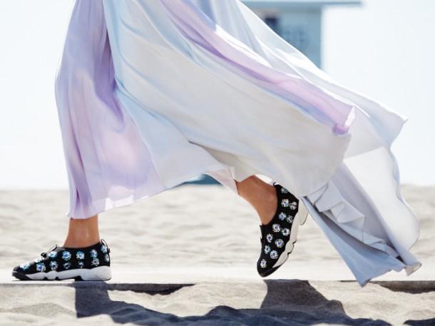 dior fw14 fusion sneakers2 610x457 Luxusné tenisky : Dior Fusion