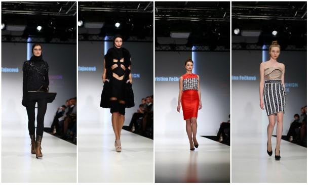 collage12ZajacovaFeckova 610x366 Košice Fashion Week