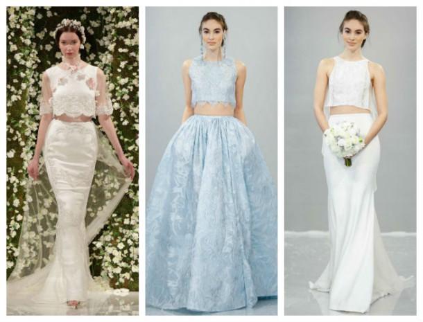 crop top 610x465 10 trendov v svadobných šatách