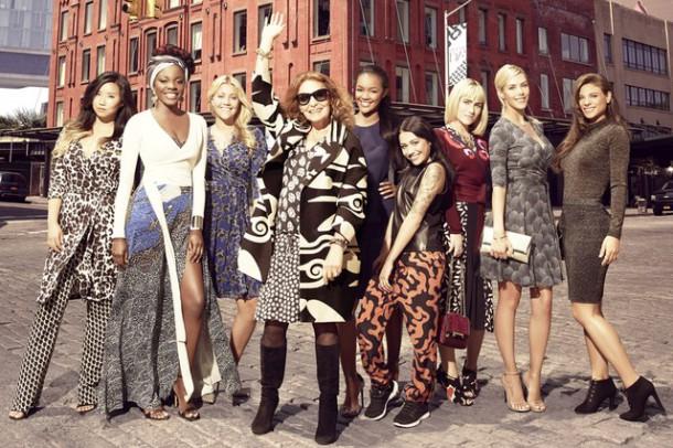 memo dvf 610x406 Reality show s Diane Von Furstenberg