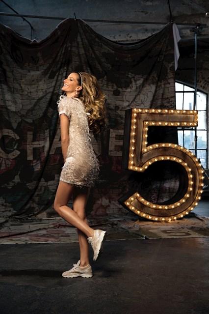 no5 Chanel No. 5 vstupuje do novej éry