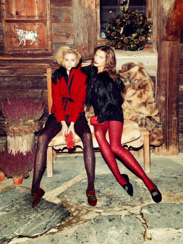 Vanity Fair 610x813 To najkrajšie z vianočných módnych editorálov