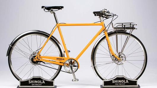 100917124 bike shinola.530x298 (Nie len) fashion tipy na vianočné darčeky