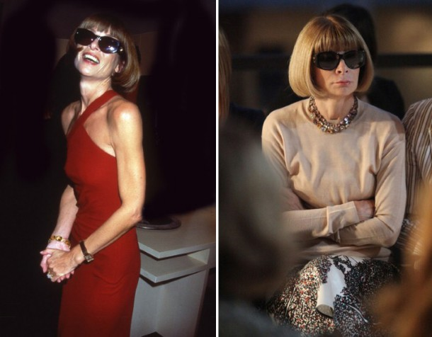 1999 getty 3123604a 610x476 Módny flashback: Anna Wintour
