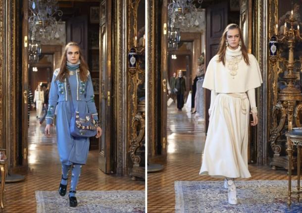 Paris Salzburg 12 3126124a 610x430 Chanel Métiers dArt show 2014/15