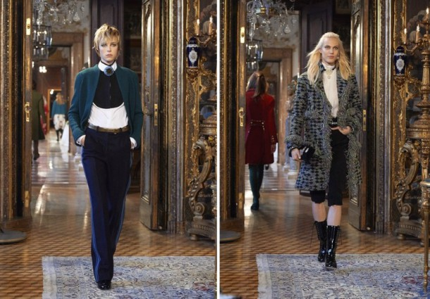 Paris Salzburg 17 3126118a 610x425 Chanel Métiers dArt show 2014/15