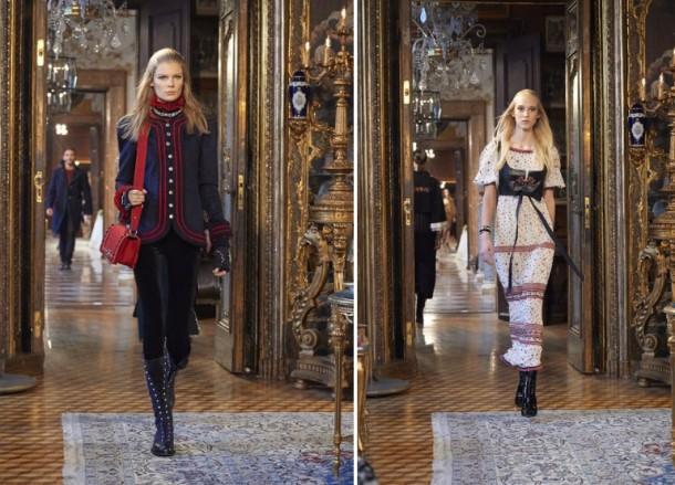 Paris Salzburg 19 3126116a 610x439 Chanel Métiers dArt show 2014/15