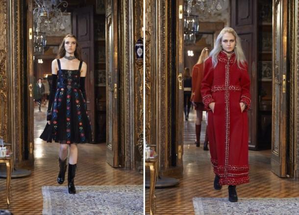 Paris Salzburg 20 3126114a 610x439 Chanel Métiers dArt show 2014/15