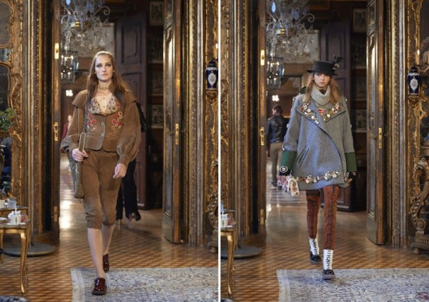 Paris Salzburg 6 3126142a 610x429 Chanel Métiers dArt show 2014/15