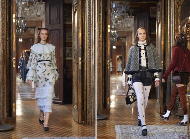 Paris Salzburg 8 3126138a 610x445 Chanel Métiers dArt show 2014/15