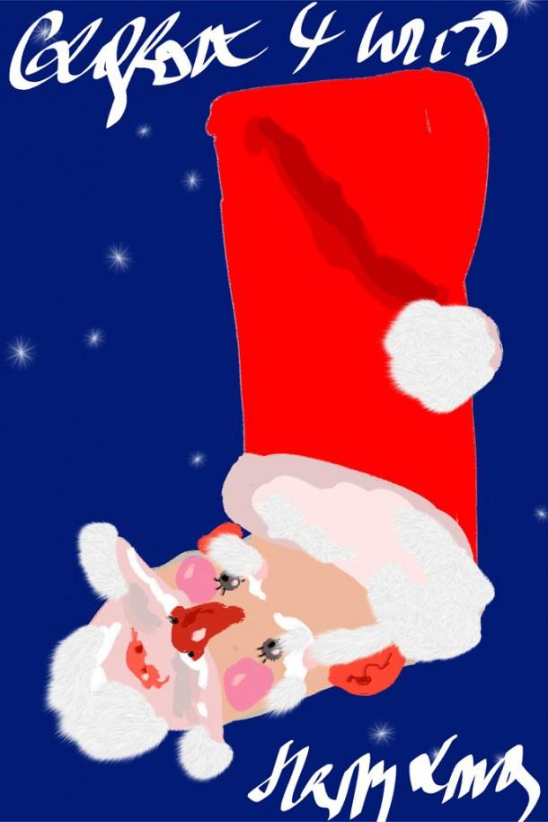 christian lacroix 610x914 Vianočné pančuchy podľa návrhárov