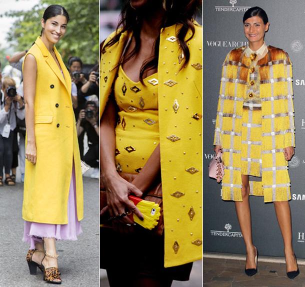 coatstreet 3131000a Trend tejto zimy: Žltá
