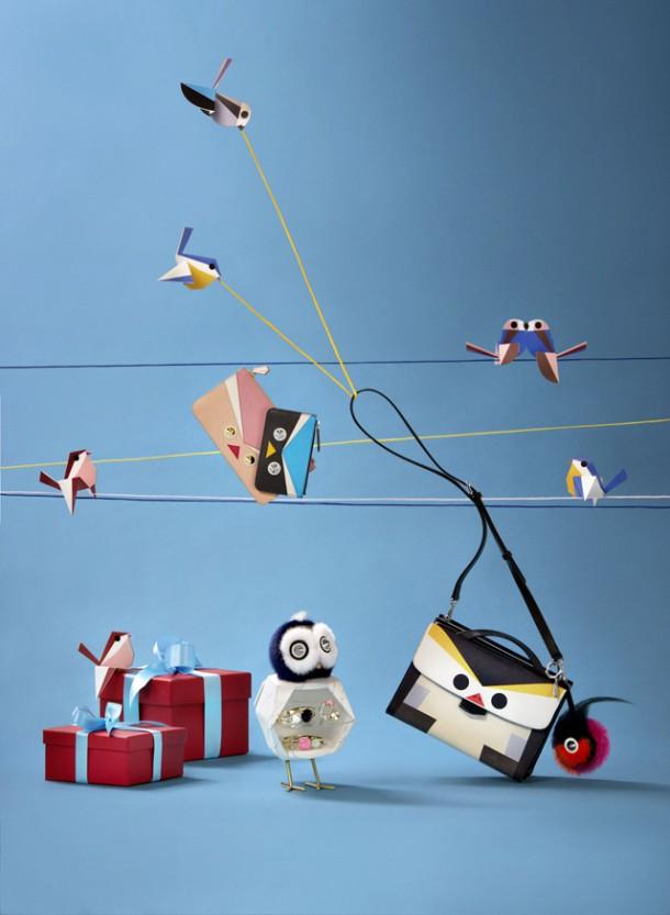 edit 2 12 610x833 Vianočná kolekcia kabeliek Fendi  : QuTweet