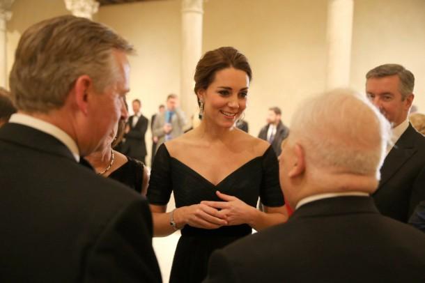 royals met05 610x406 Kate Middleton v New Yorku