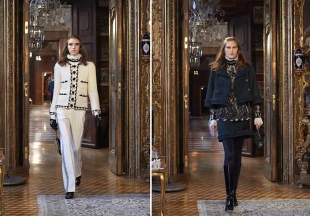 titulka 610x425 Chanel Métiers dArt show 2014/15