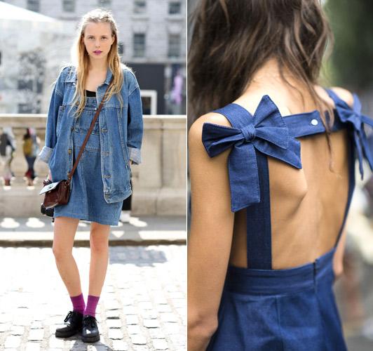 dung 3169378a Trend sezóny: Denimové šaty