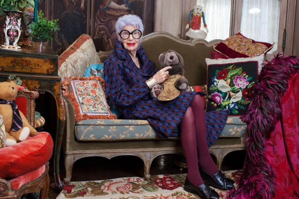 other stories iris apfel 2014 10 610x406 Staršie dámy sú IN
