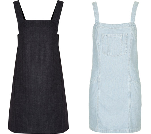 pinp 3169420a Trend sezóny: Denimové šaty