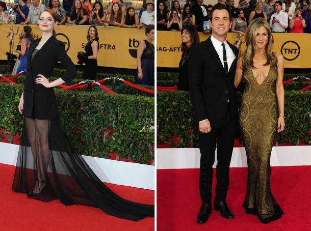 sag48 610x454 Červený koberec Screen Actors Guild Awards