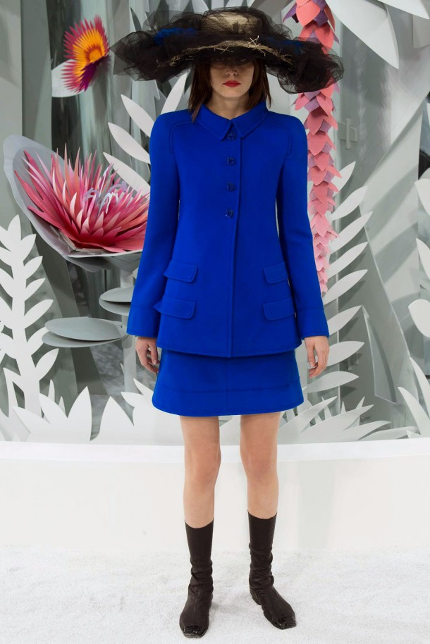 Chanel1 610x914 Chanel Haute Couture jar leto 2015