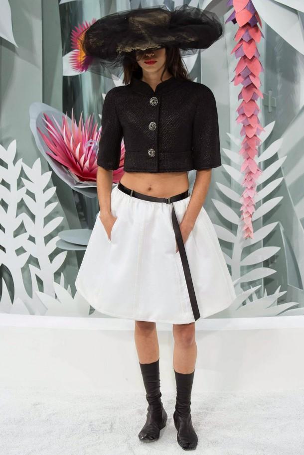 Chanel3 610x914 Chanel Haute Couture jar leto 2015