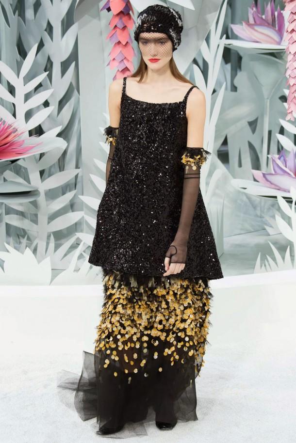 Chanel7 610x914 Chanel Haute Couture jar leto 2015